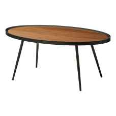 Adesso Baldwin Coffee Table Oval 17