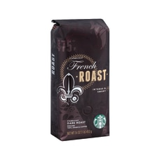 Starbucks French Roast Ground Coffee 16
