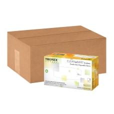 Tronex CLEANnSAFE Disposable Powder Free Synthetic