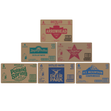Ozarka Distilled Water 1 Gallon Case
