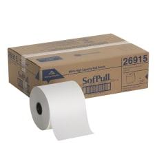 SofPull Hardwound Paper Towel Rolls 7