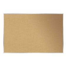 Ghent Cork Bulletin Board Natural 18
