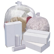 Highmark 6 MIC Trash Bags 16