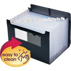 Smead Desktop Expanding File With Flap
