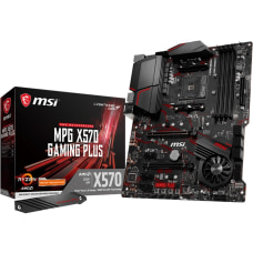 MSI MPG X570 GAMING PLUS Desktop