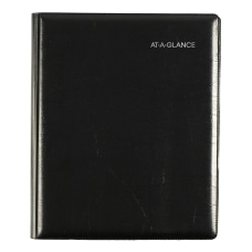 AT A GLANCE DayMinder Executive Refillable