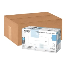 Tronex Finger Textured Disposable Powder Free