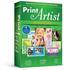 Print Artist Gold