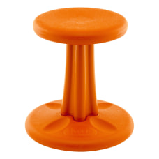 Kore Design Kids Wobble Chair Orange