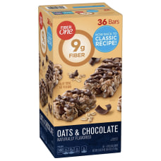 FIBER ONE Chewy Bars Oats and