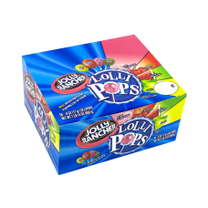 Jolly Rancher Lollipops Pack Of 50