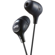 JVC Marshmallow HA FX38B Earphone Stereo