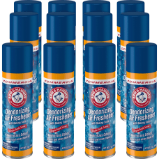 Arm Hammer Deodorizing Air Freshener Spray