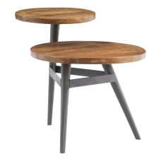 Powell Carpio 2 Tier Side Table