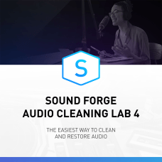 SOUND FORGE Audio Cleaning Lab 3
