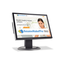 ResumeMaker Professional Web Monthly Subscription