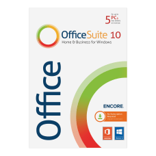 Encore Office Suite 10 Windows DownloadProduct