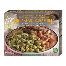 Amys Breakfast Scramble Meal 83 Oz