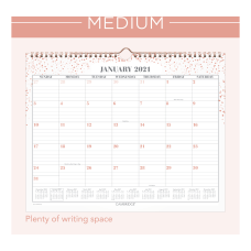 Cambridge WorkStyle Monthly Wall Calendar 15