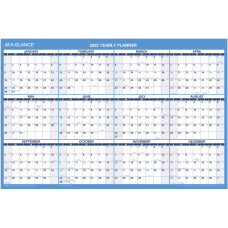 AT A GLANCE Erasable Reversible Yearly