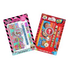 9 Piece Writing Set Assorted Designs