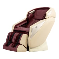 Osaki Pro Omni Massage Chair BurgundyBeige