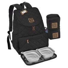Overland Dog Gear Weekender Backpack Black