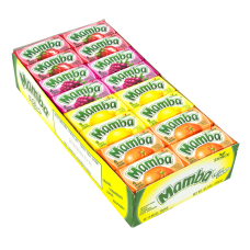 Mamba Fruit Chews 6 Pieces Per