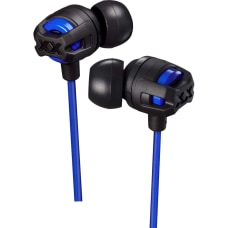 JVC Xtreme Xplosives Wired Earbud Headphones