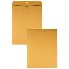 Quality Park Clasp Envelopes 12 x