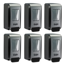 GOJO FMX 20 Soap Dispenser BlackChrome
