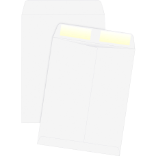 Quality Park White Plain Catalog Envelopes