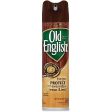 Old English Furniture Aerosol Polish Lemon