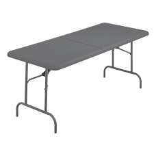 Iceberg IndestrucTable TOO Bifold Table Rectangle