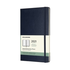 Moleskine Hard Cover Weekly Planner 5