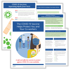 ComplyRight COVID 19 Vaccination Posters And