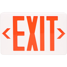 Tatco LED Exit Sign with Battery