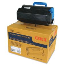 Oki 3612821 Extra High Capacity Black