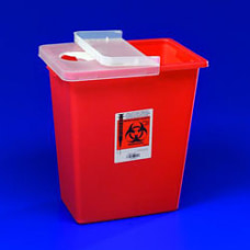 SharpSafety Large Volume Sharps Container 8
