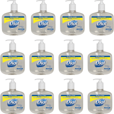 Dial Sensitive Skin Antimicrobial Liquid Soap