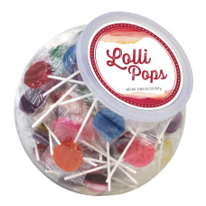 Cyber Sweetz Fruit Flavored Lollipops Candy