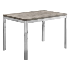 Monarch Specialties Elijah Dining Table 30