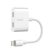 Belkin Lightning Audio Charger RockStar White