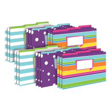 Barker Creek Tab File Folders Legal