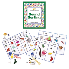 Primary Concepts Sound Sorting With Objects