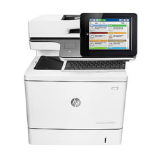 HP LaserJet M577z Laser All In