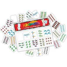 Barker Creek Magnets Magnetic Kidmath Critter