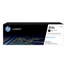 HP 414X High Yield Black Toner