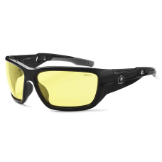 Ergodyne Skullerz Safety Glasses Baldr Black