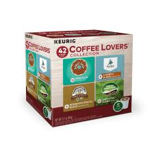 Green Mountain Coffee Coffee Lovers Single